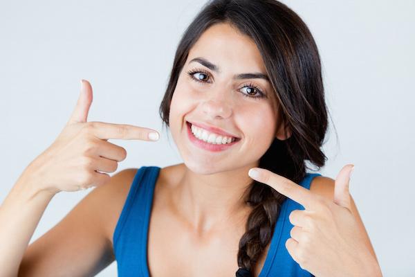 Красивая и здоровая улыбка у наших клиентов